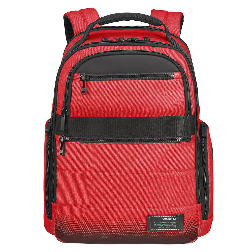 Samsonite Cityvibe 2.0 Laptop Backpack 14.1 Lava Red
