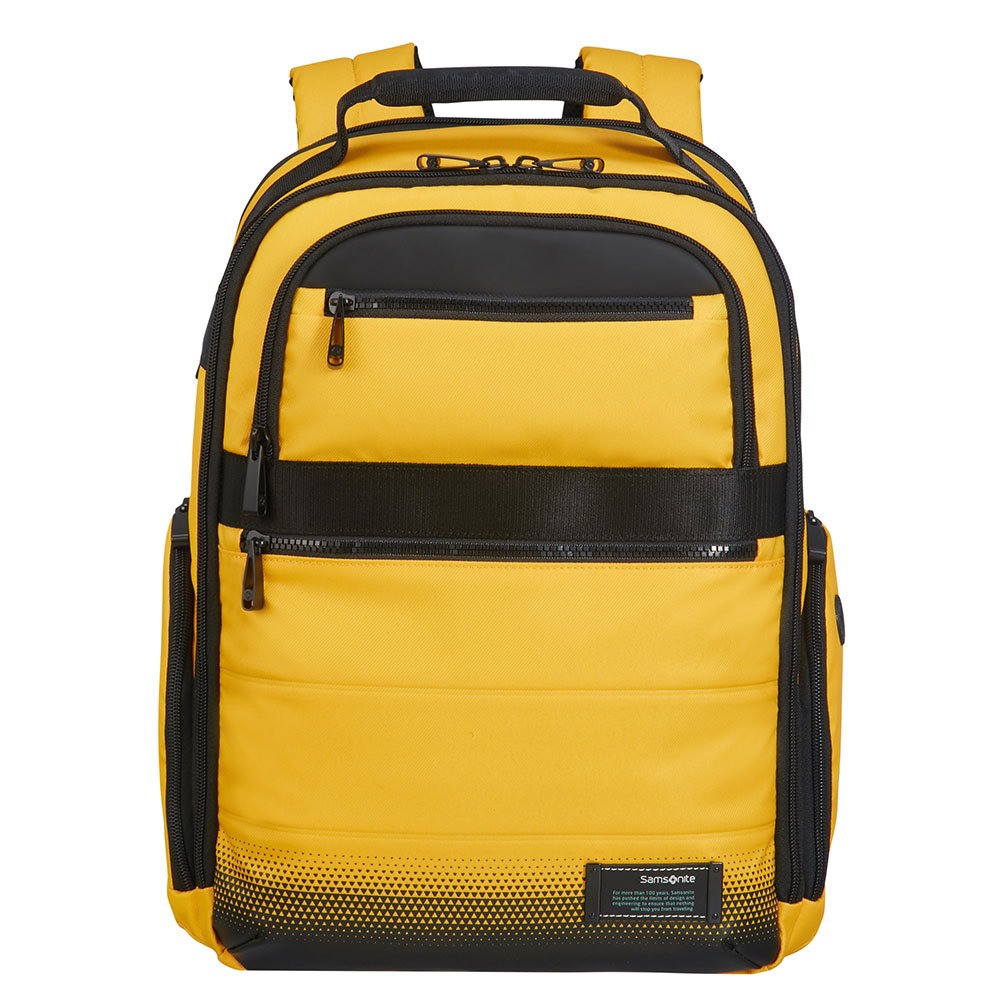 Samsonite Cityvibe 2.0 Laptop Backpack 15.6 Expandable Golden Yellow