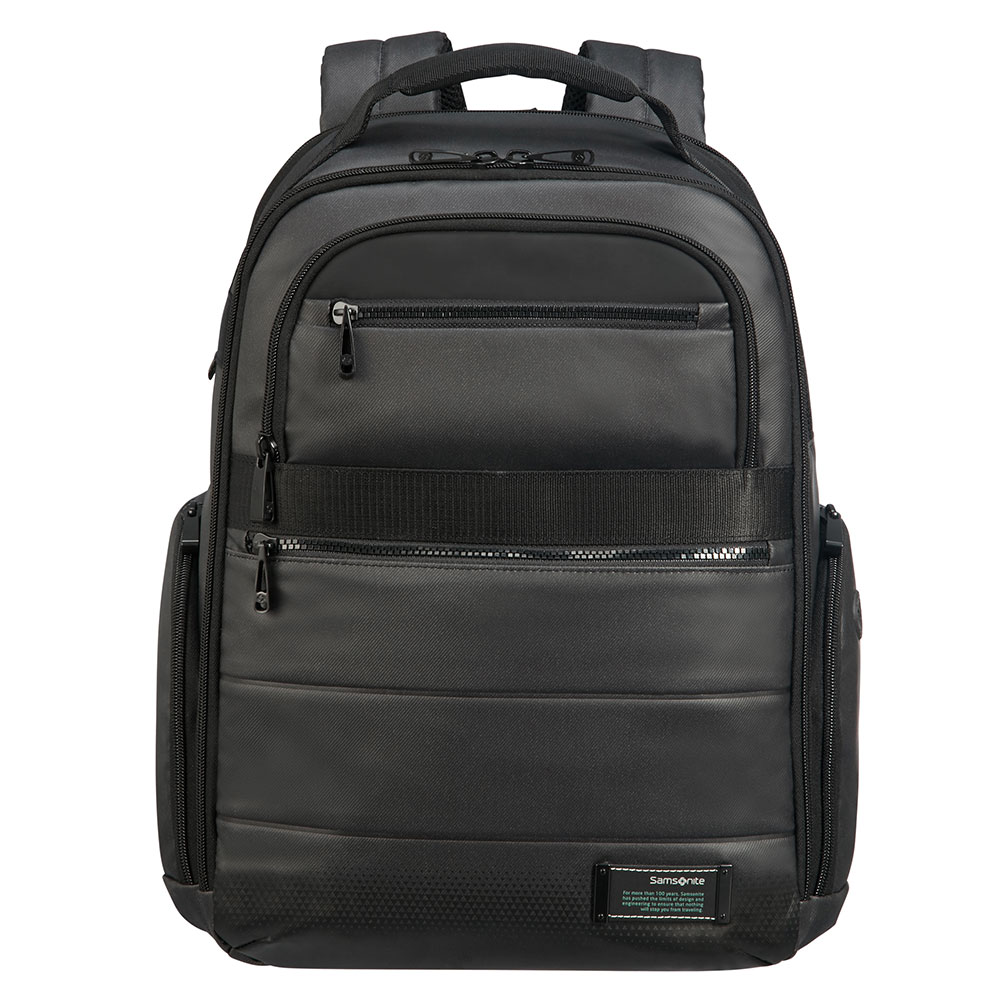 Samsonite Cityvibe 2.0 Laptop Backpack 15.6 Expandable Jet Black
