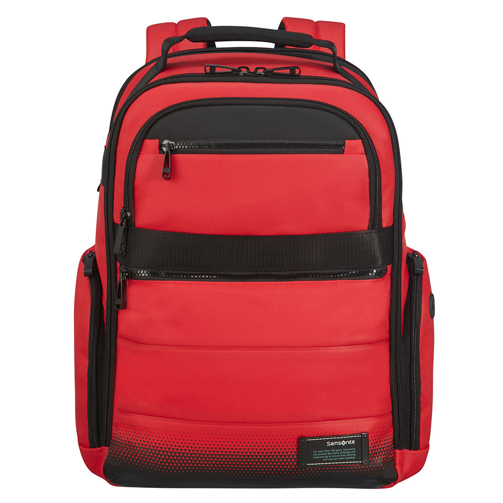 Samsonite Cityvibe 2.0 Laptop Backpack 15.6 Expandable Lava Red
