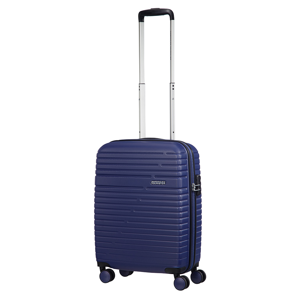 American Tourister Aero Racer Spinner 55 Nocturne Blue