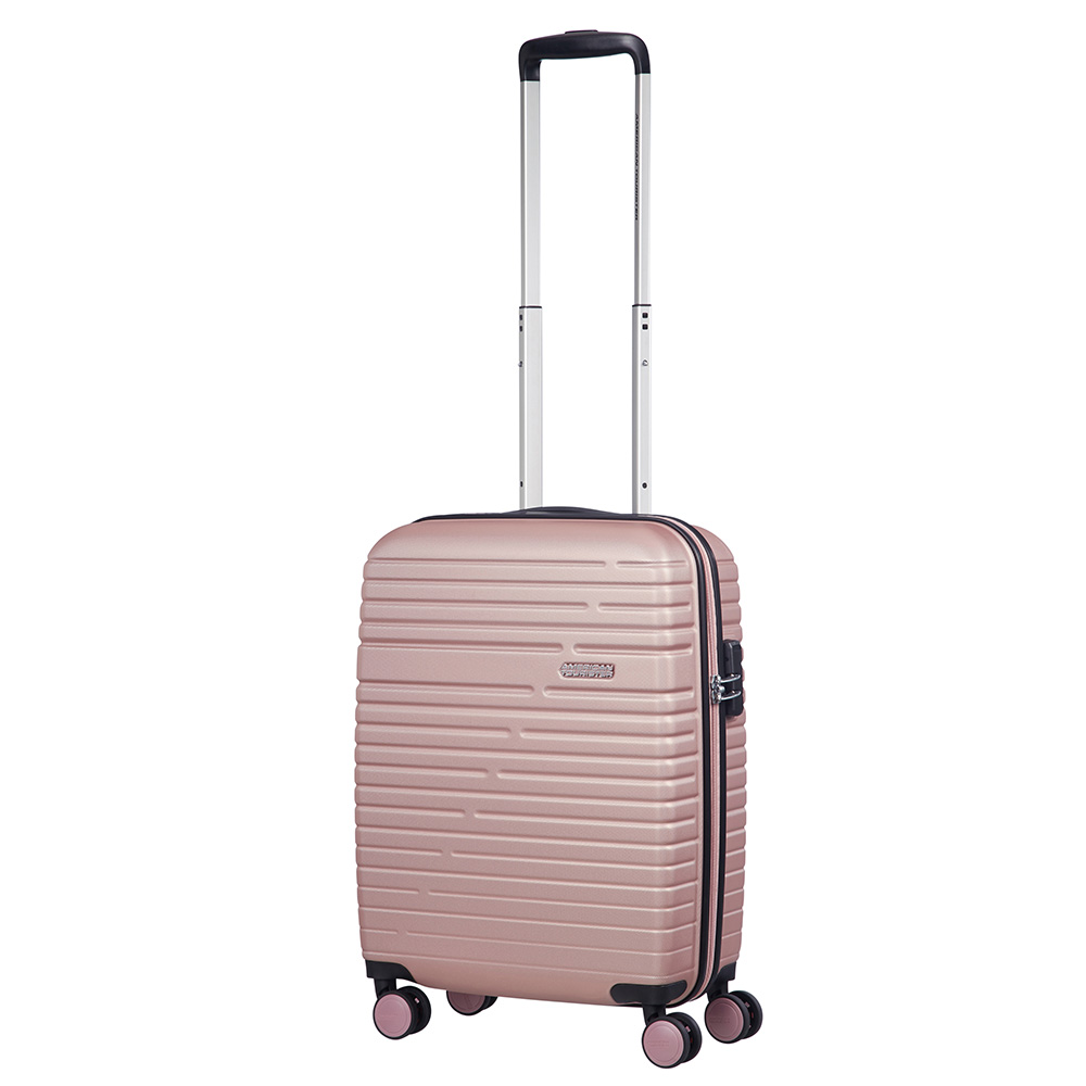 Afbeelding van American Tourister Aero Racer Spinner 55 Rose Pink