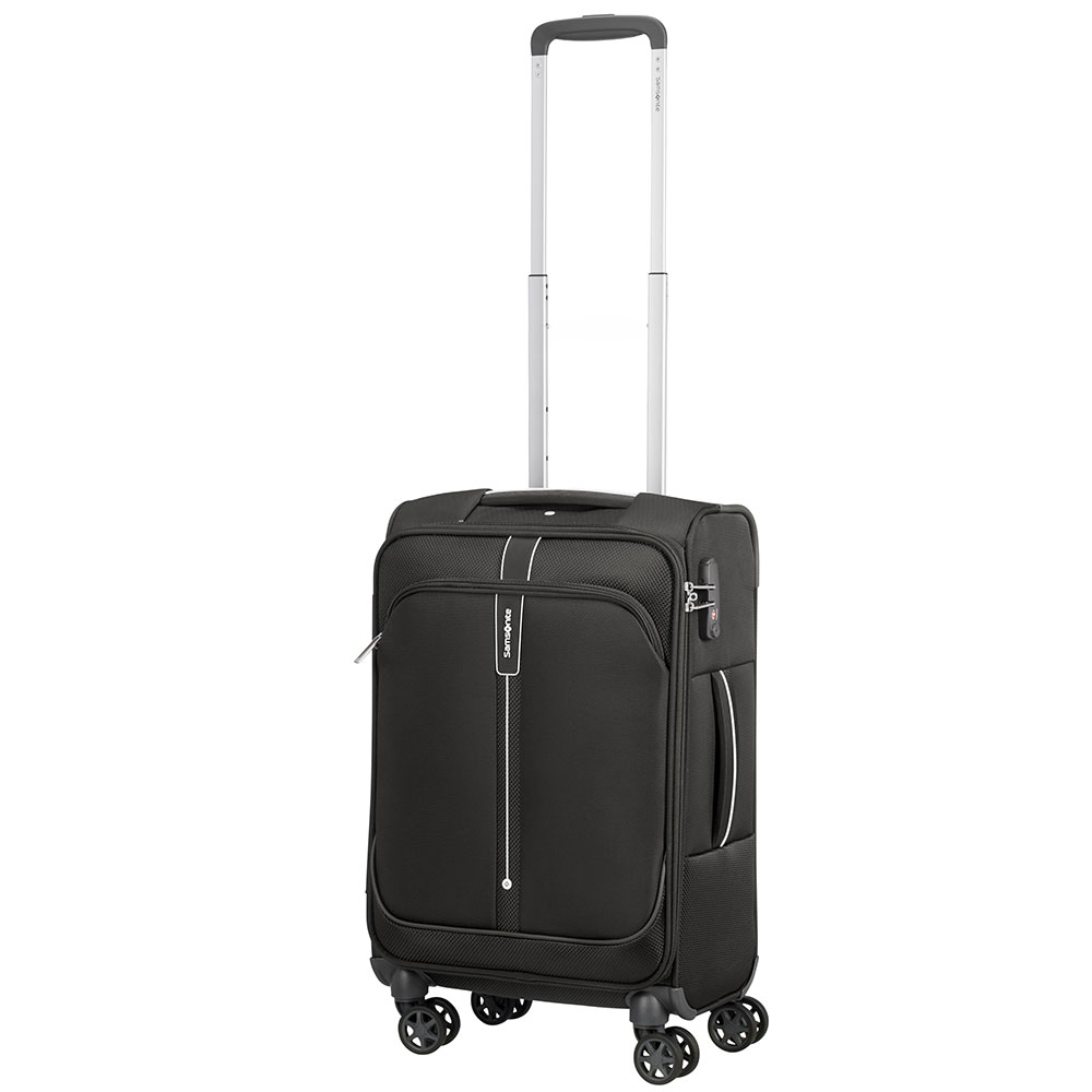 Samsonite Popsoda Spinner 55/35 Black