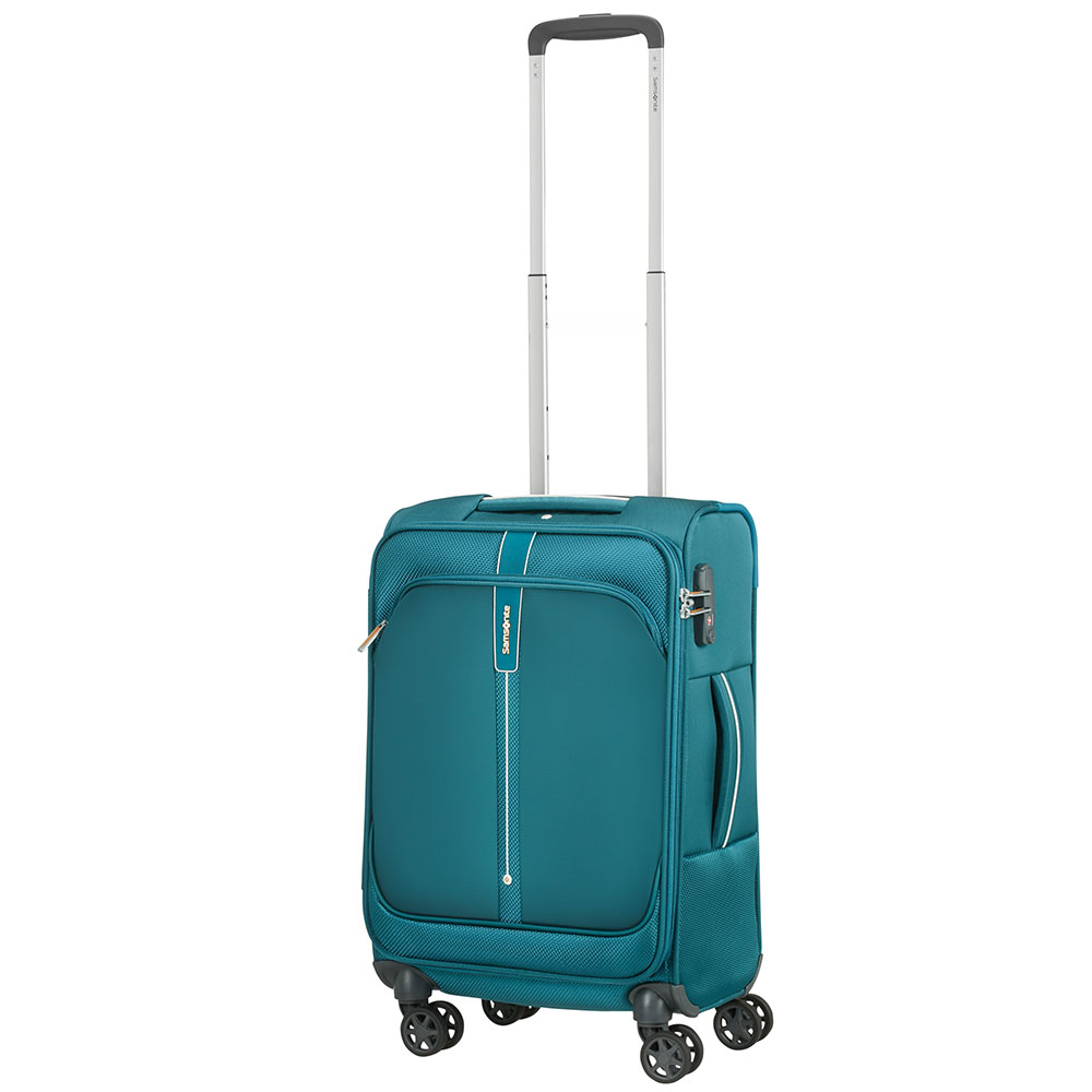 Samsonite Popsoda Spinner 55/35 Teal