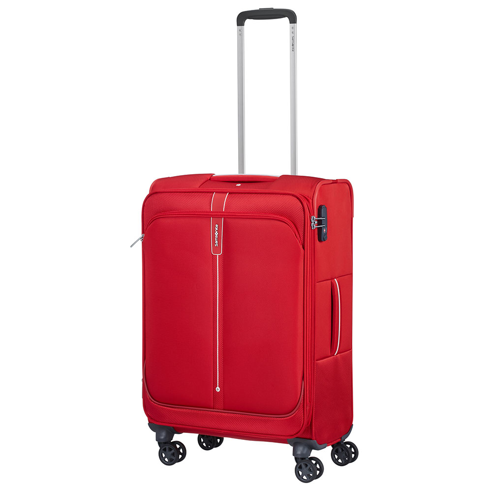Samsonite Popsoda Spinner 66 Exp Red
