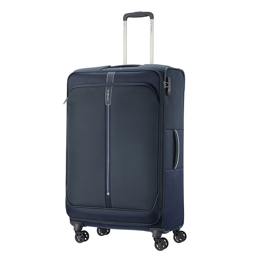 Samsonite Popsoda Spinner 78 Exp Dark Blue
