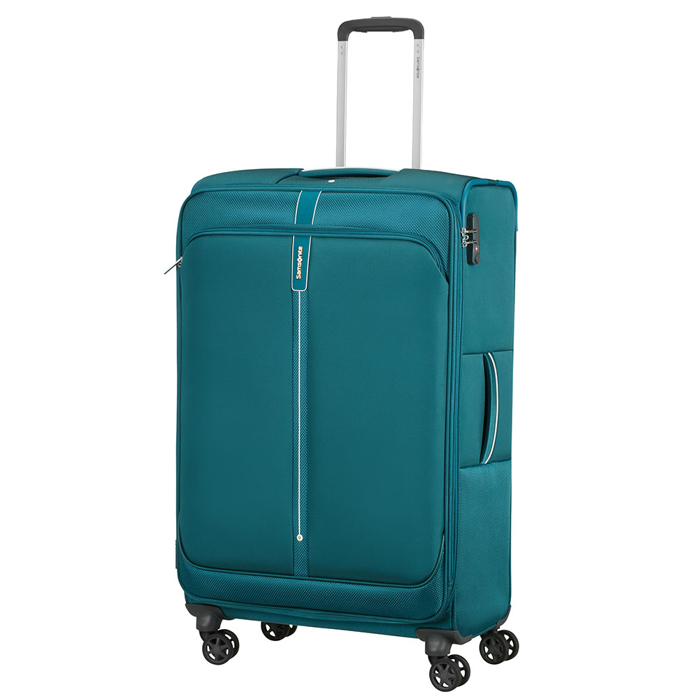 Samsonite Popsoda Spinner 78 Exp Teal