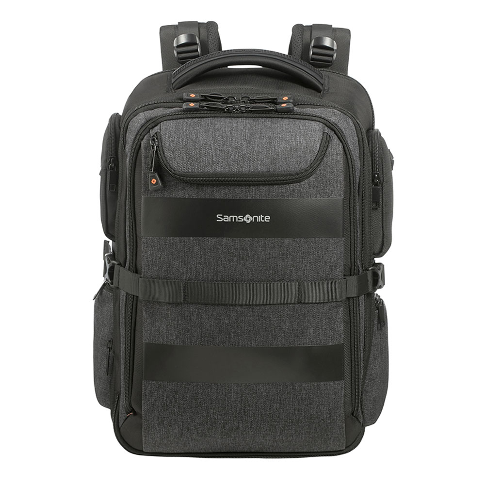 Samsonite Bleisure Backpack 15.6 Expandable Overnight Anthracite