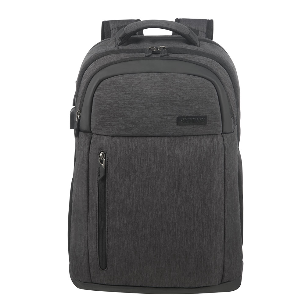 American Tourister Urban Groove Business Backpack USB 15.6 Anthracite Grey