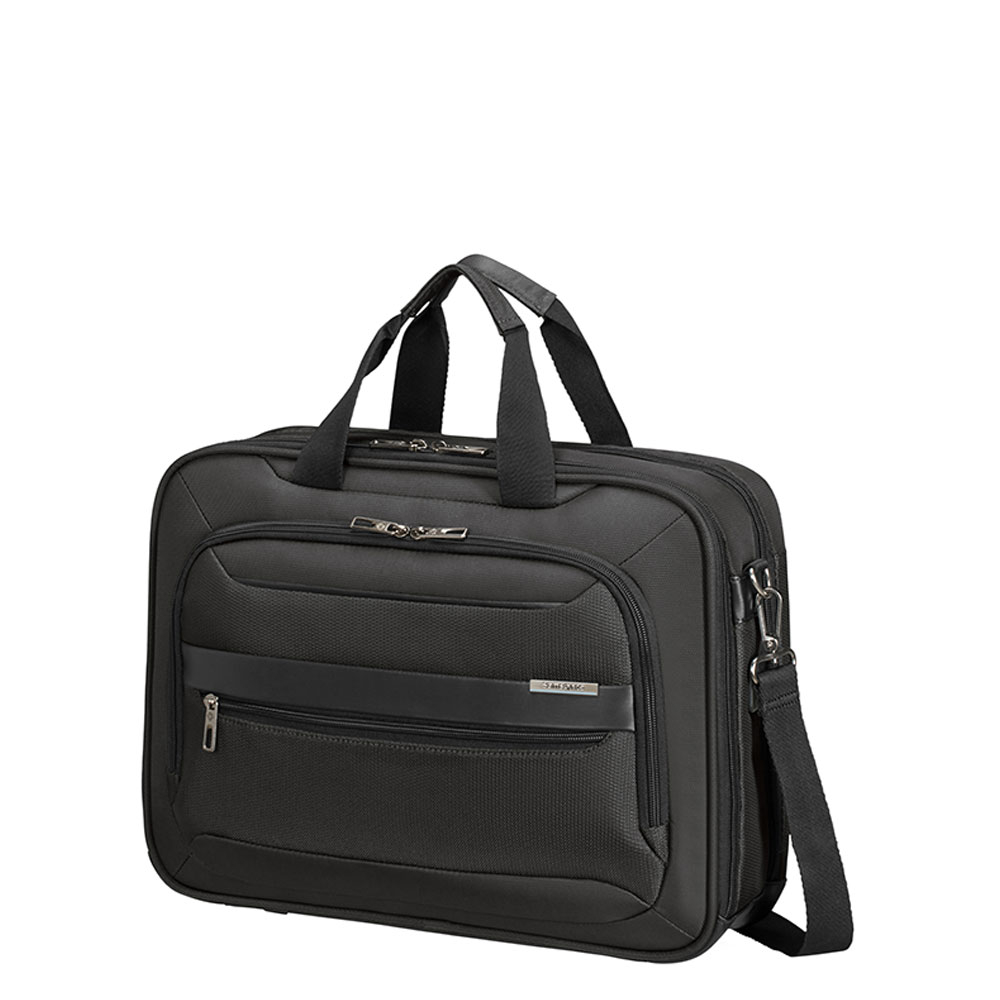Samsonite Vectura Evo Laptop Bailhandle 15.6'' Black