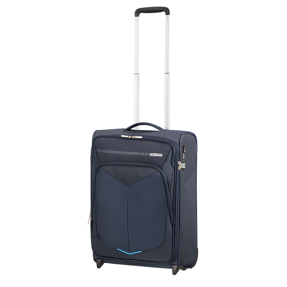 American Tourister Summerfunk Upright 55 Navy