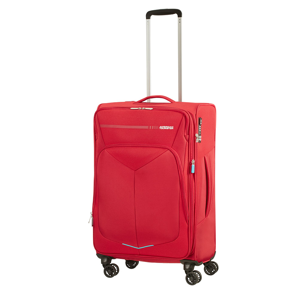 American Tourister Summerfunk Spinner 67 Exp Red