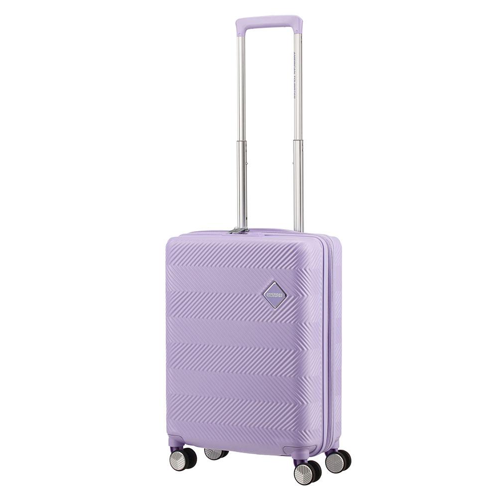 American Tourister Flylife Spinner 55 Exp Lavender