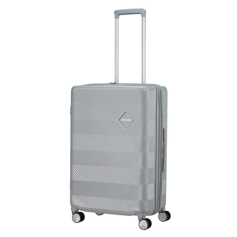 American Tourister Flylife Spinner 67 Exp Sky Silver