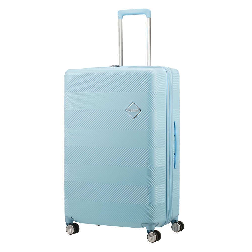 American Tourister Flylife Spinner 77 Exp Soft Mint