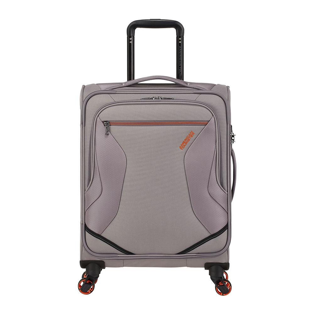 American Tourister Eco Wanderer Spinner 55 Grey