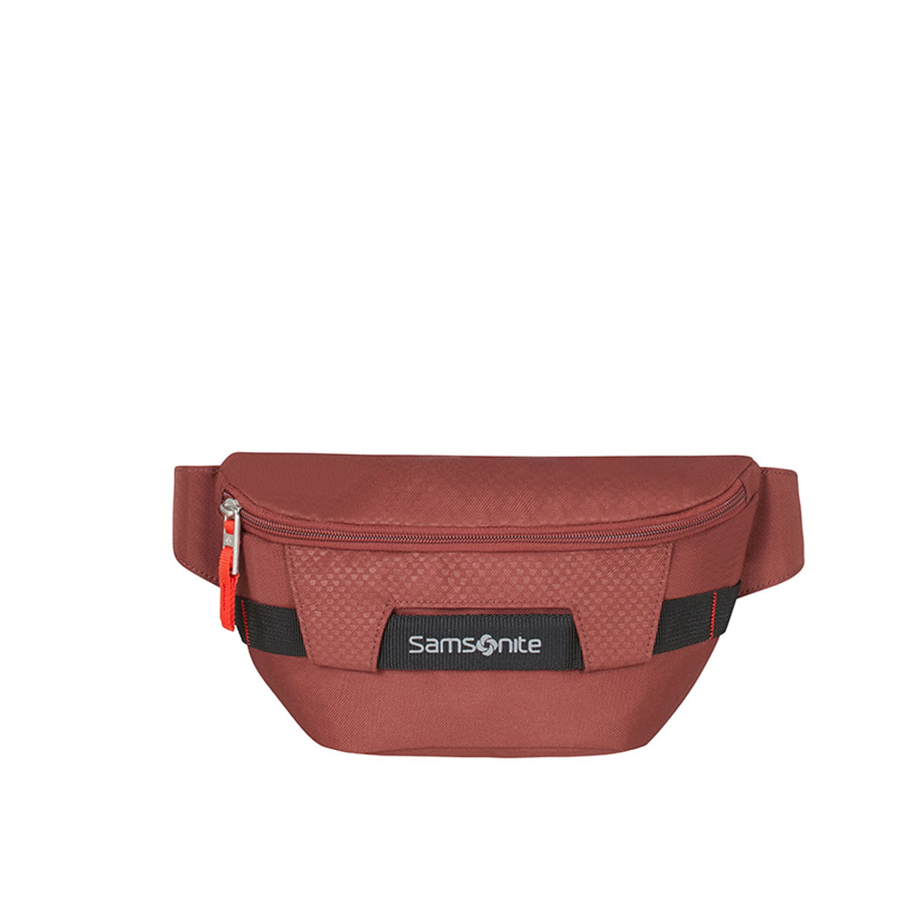 Samsonite Sonora Belt Bag Heuptas Barn Red