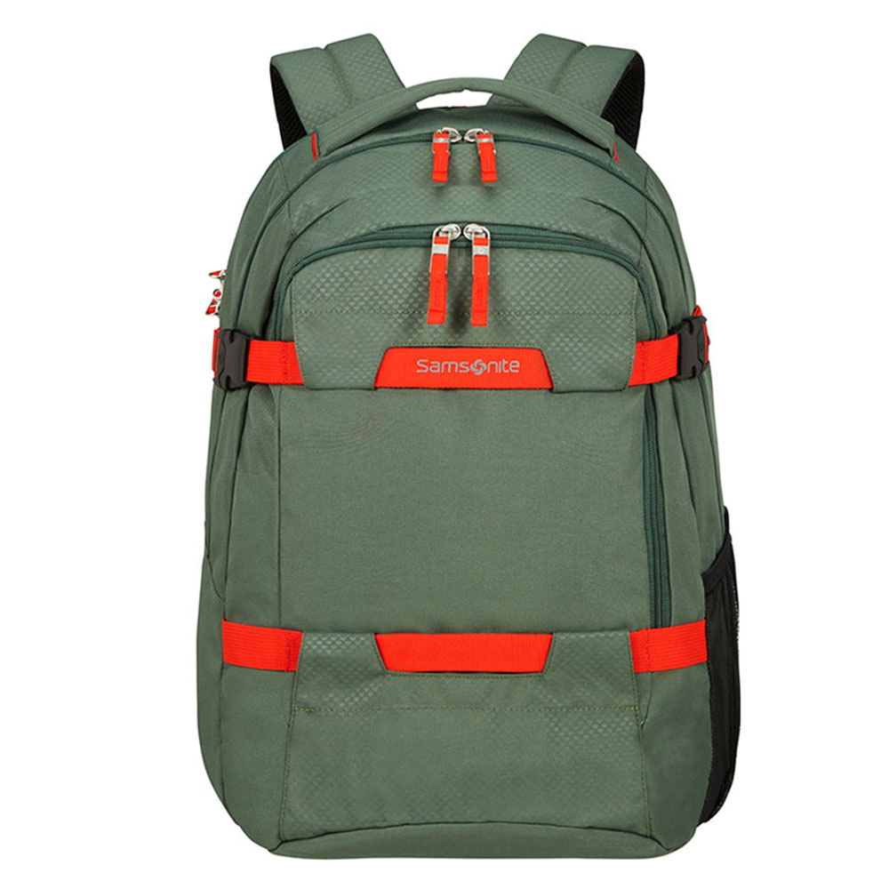 Samsonite Sonora Laptop Backpack L Exp Thyme Green