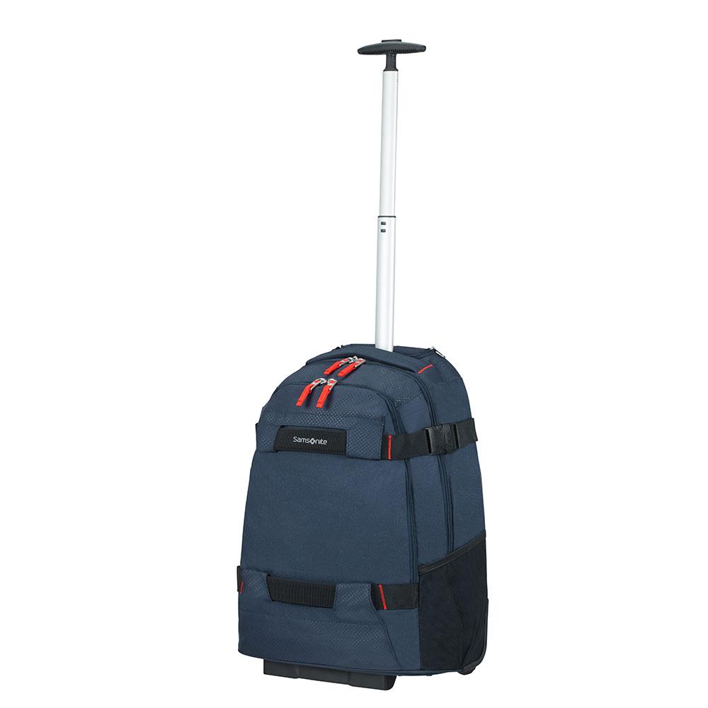 Samsonite Sonora Laptop Backpack Wheels 55 Night Blue