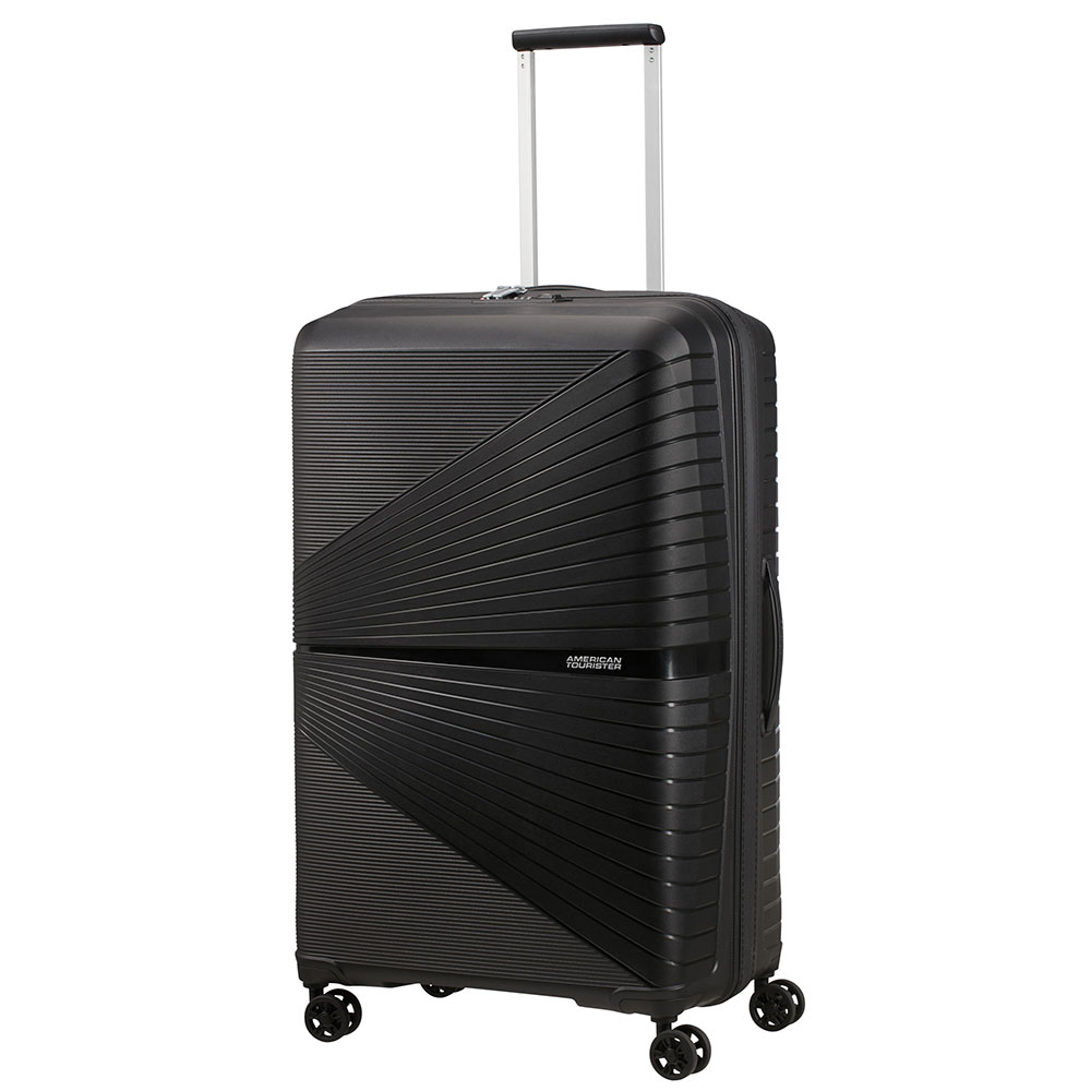 American Tourister Airconic Spinner 77 Onyx Black