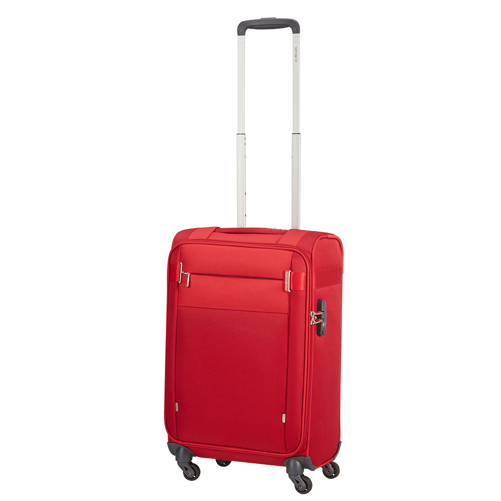 Samsonite Citybeat Spinner 55/35 Red