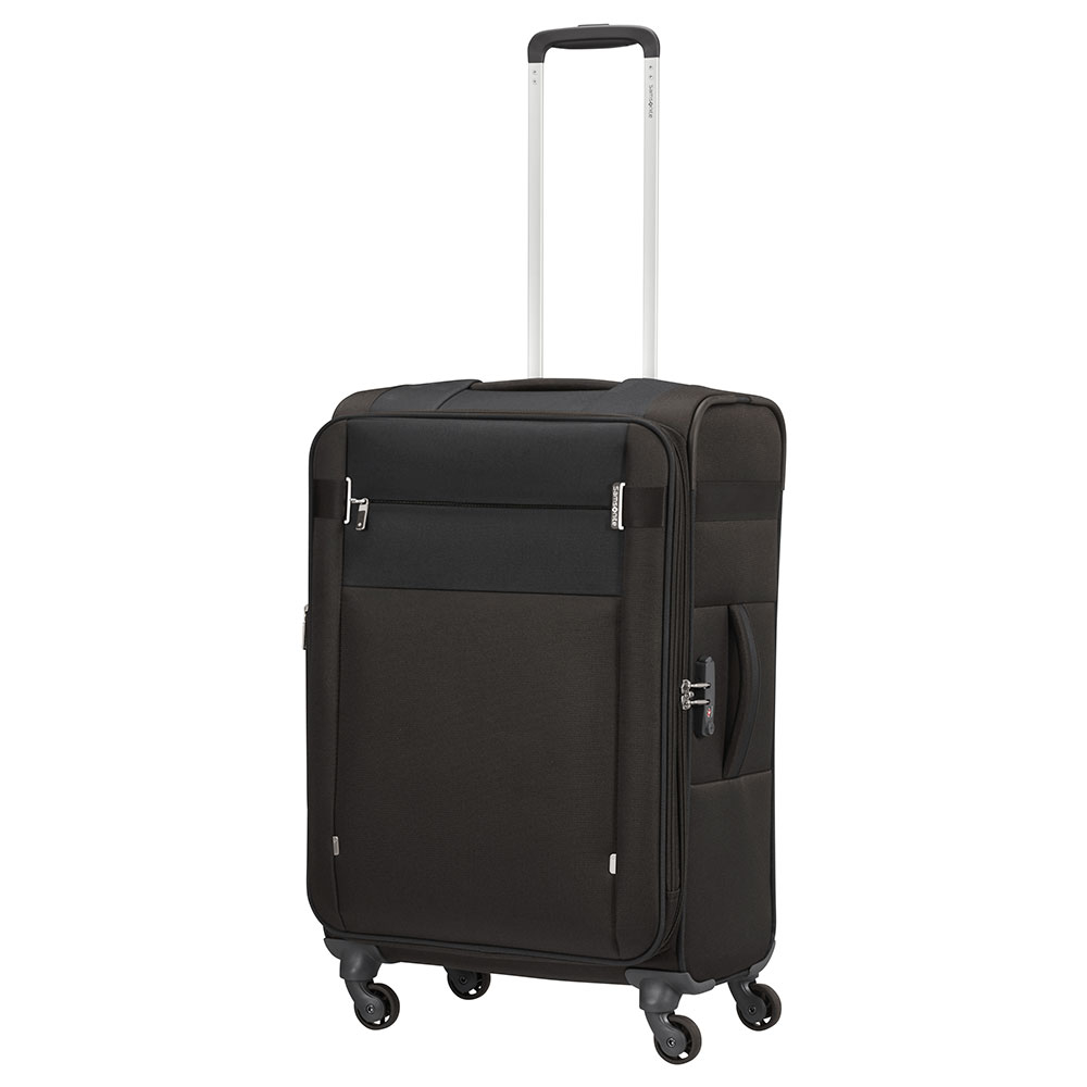 Samsonite Citybeat Spinner 66 Exp Black