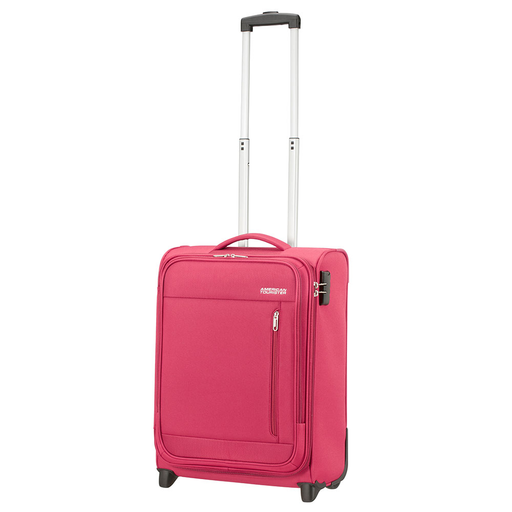 American Tourister Heat Wave Upright 55 Magenta