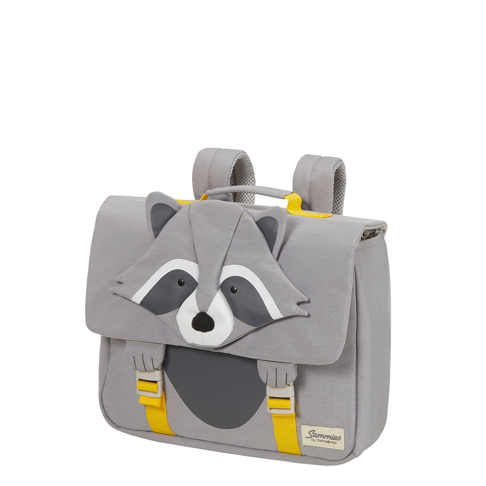 Samsonite Happy Sammies Eco Schoolbag S Raccoon Remy