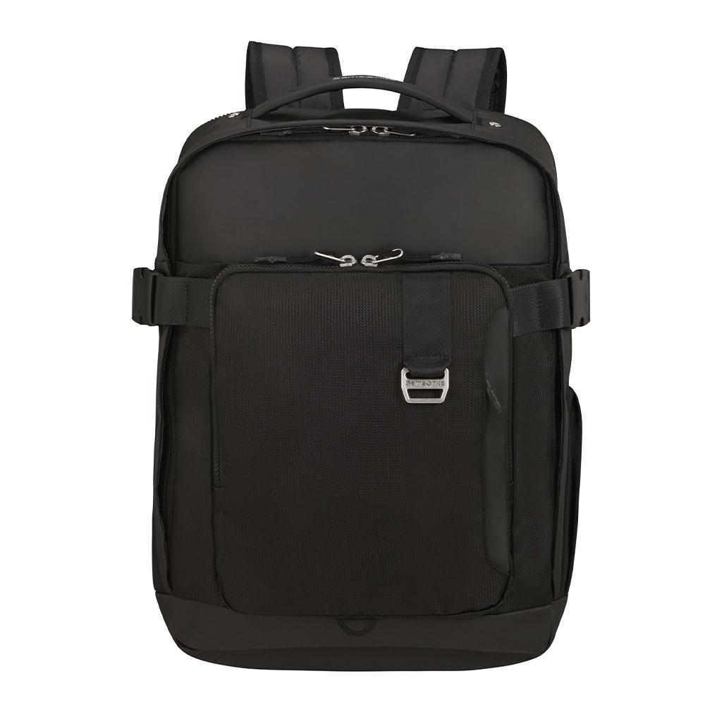 Samsonite Midtown Laptop Backpack L 15.6 Expandable Black
