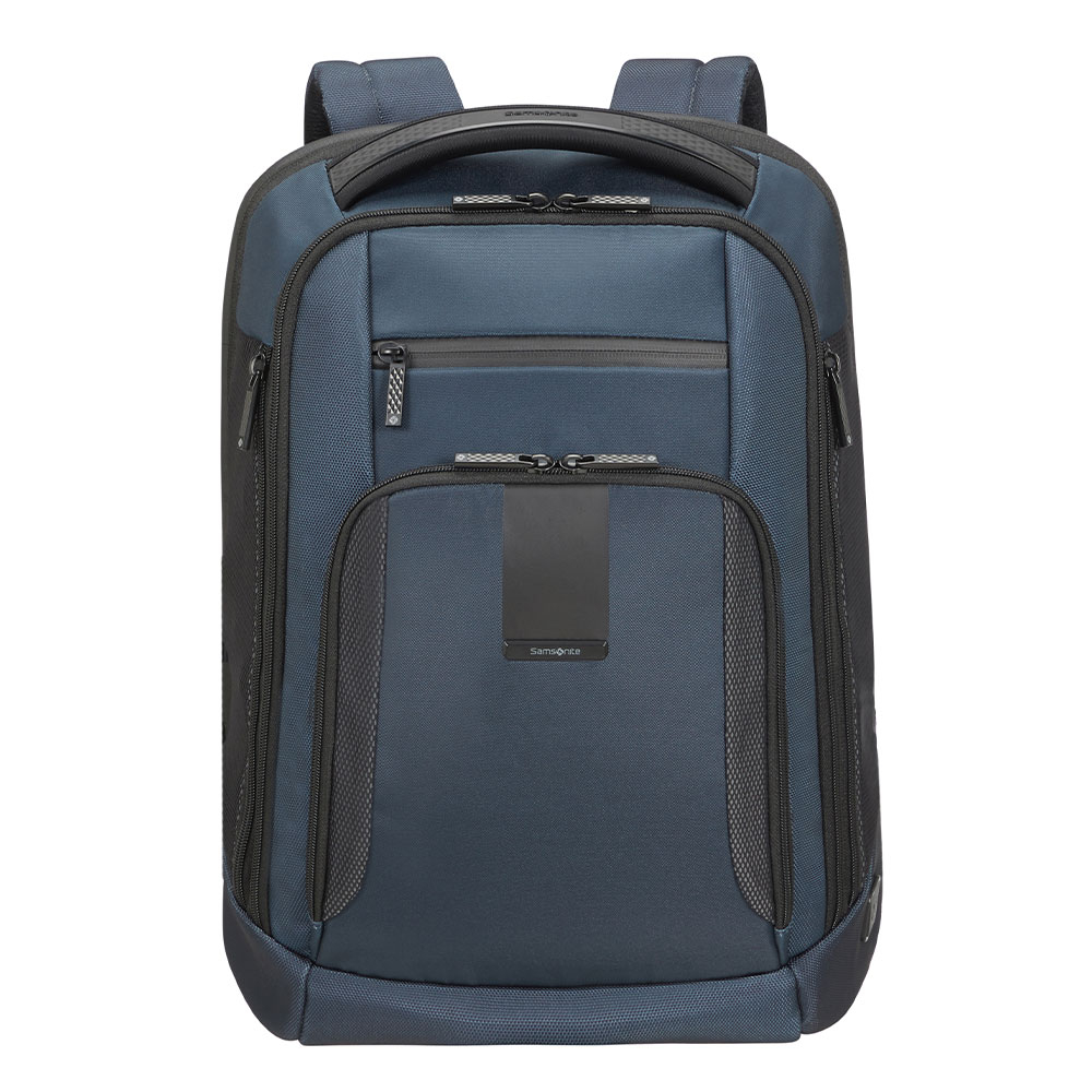 Samsonite Cityscape Evo Laptop Backpack 17.3 Expandable Blue