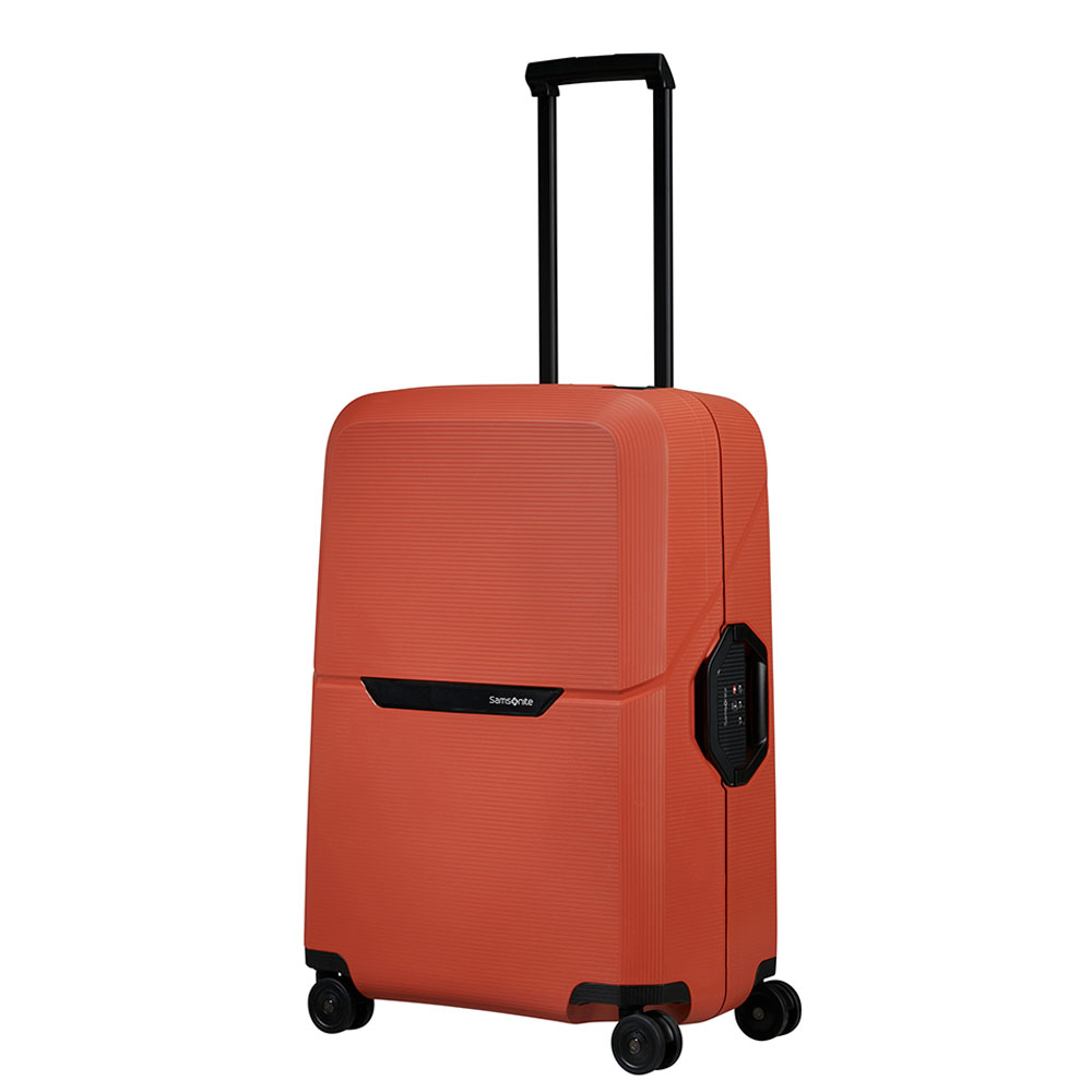Samsonite Magnum Eco Spinner 69 Maple Orange