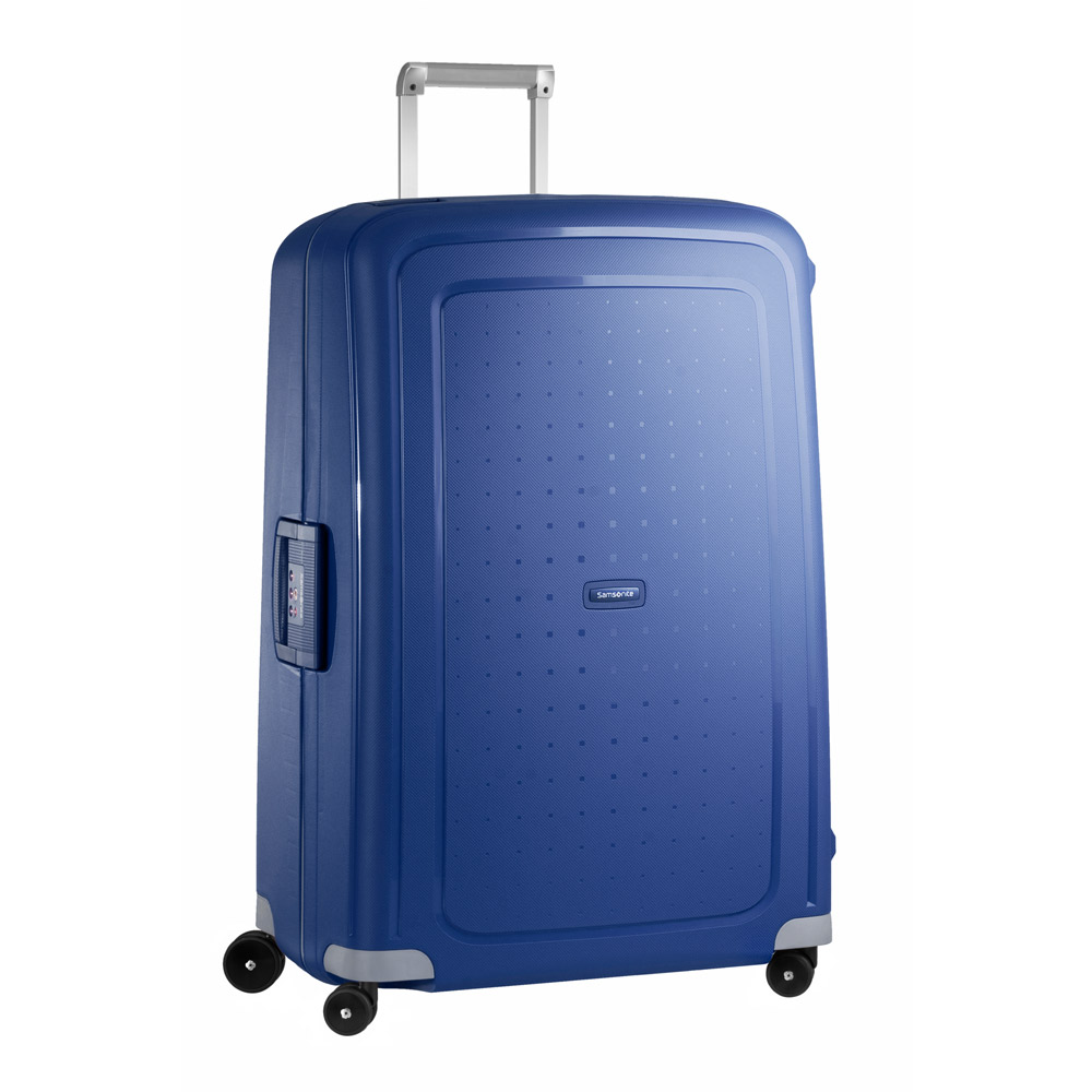 Samsonite S'Cure Spinner 81 Dark Blue
