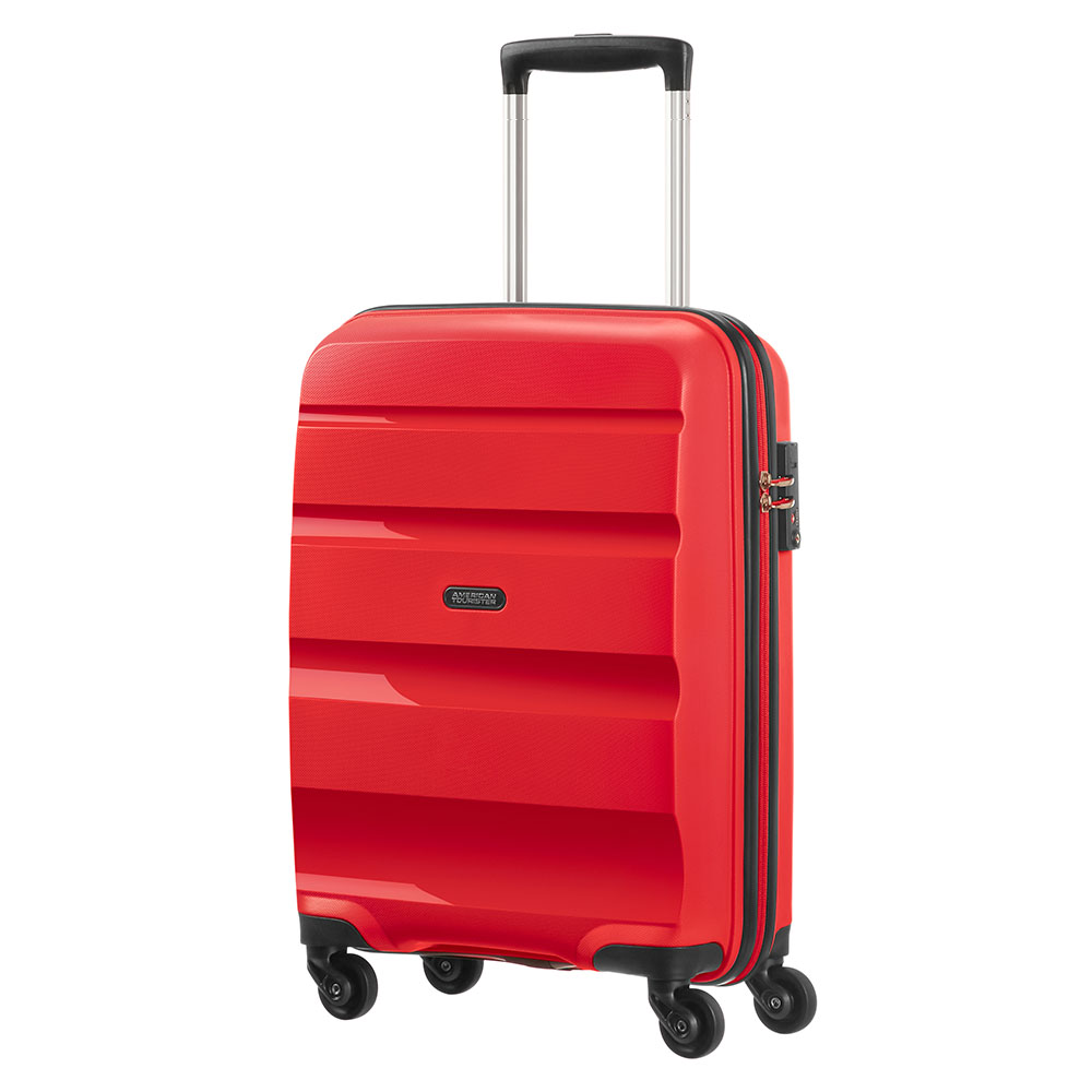 Harde Koffers American Tourister American Tourister Bon Air Spinner S Strict Magma Red