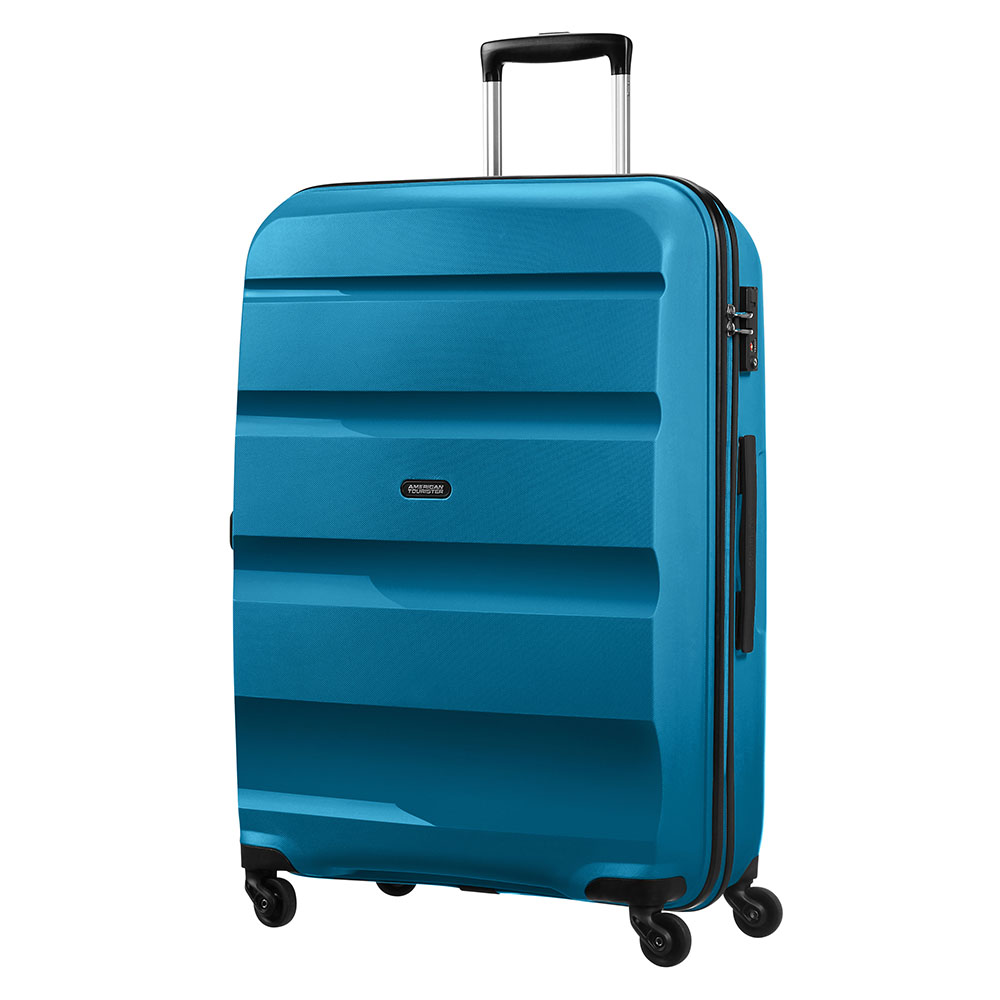 American Tourister American Tourister Bon Air Spinner L Seaport Blue Harde Koffers