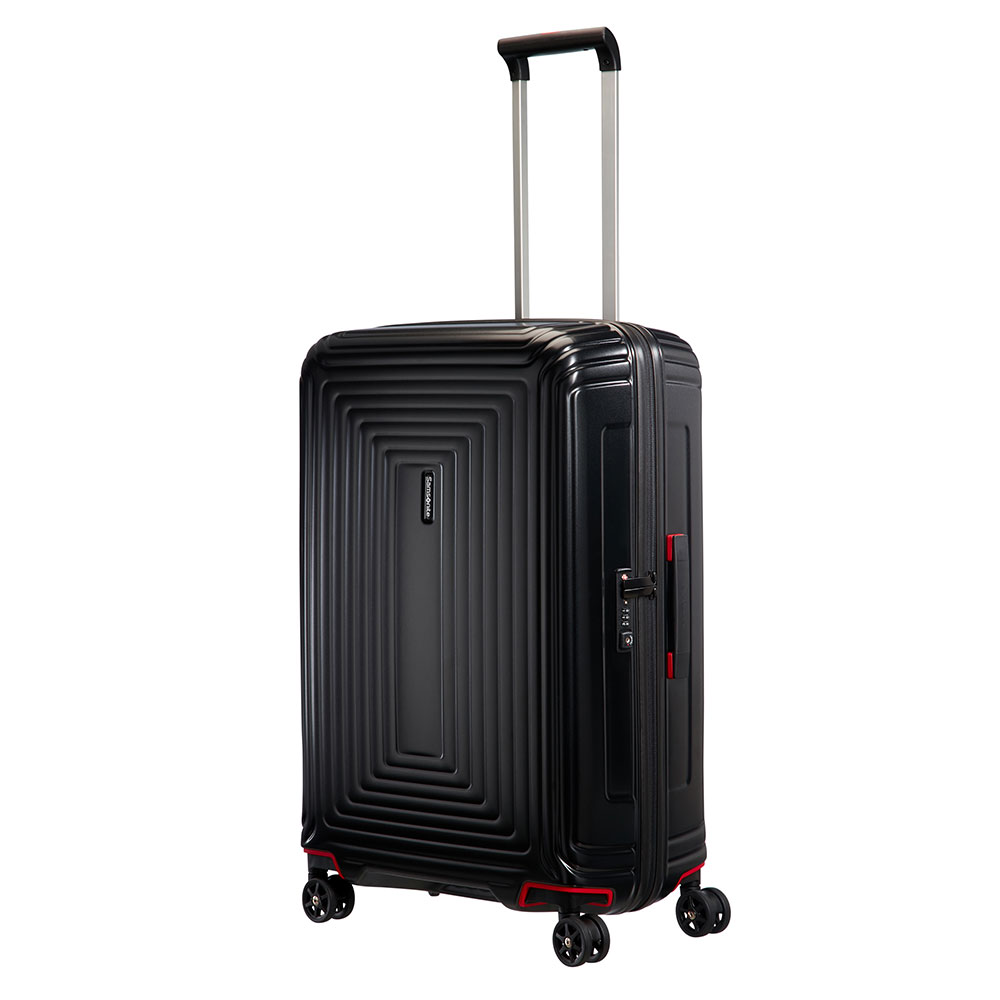 Samsonite Neopulse Spinner 75 Matte Black