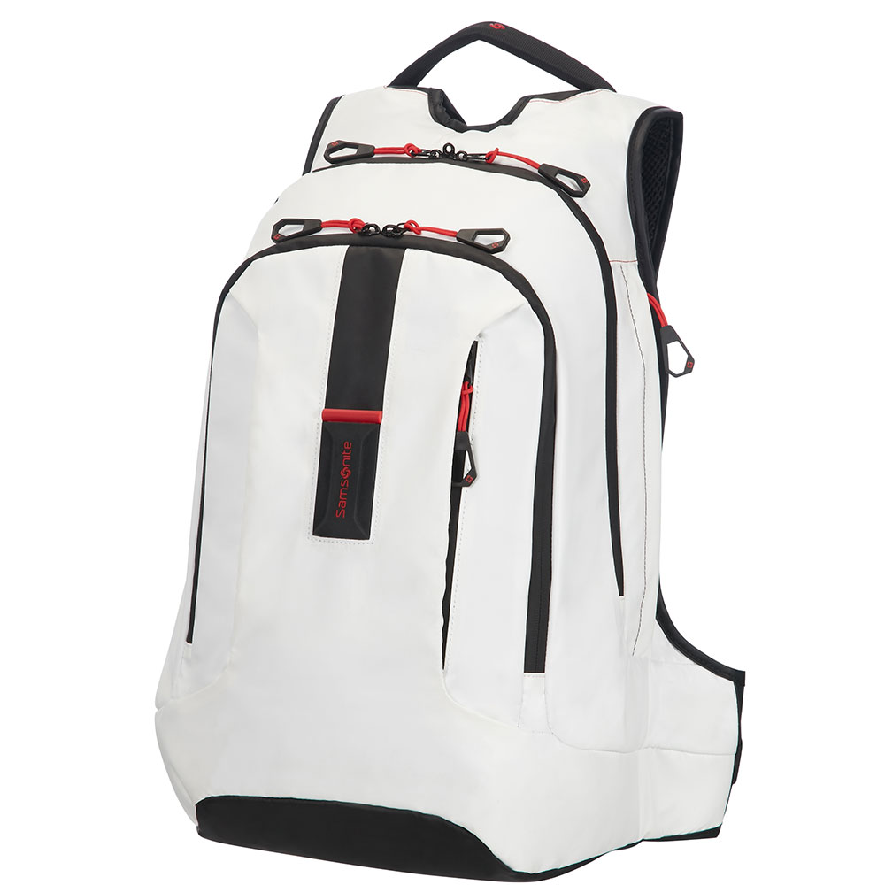 Samsonite Paradiver Light Laptop Rugzak L+ White