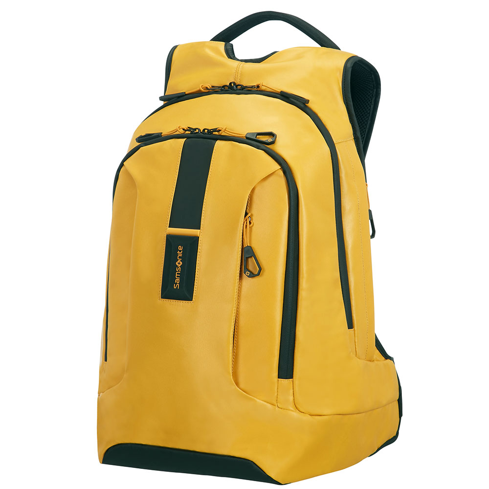 Samsonite Paradiver Light Laptop Rugzak L+ Yellow