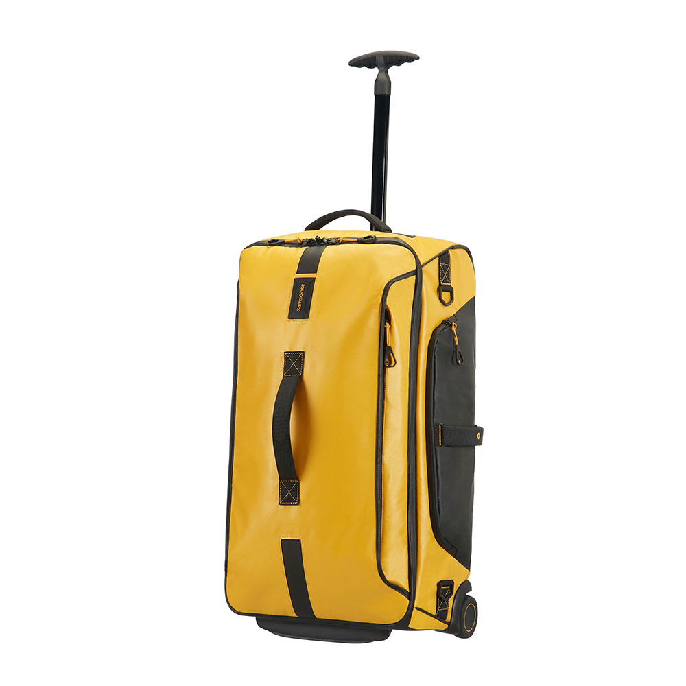 Samsonite Paradiver Light Duffle Wheels 67 Yellow