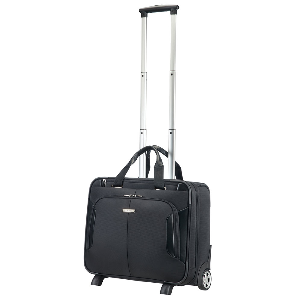 Samsonite XBR Business Case Wheels 15.6 Black