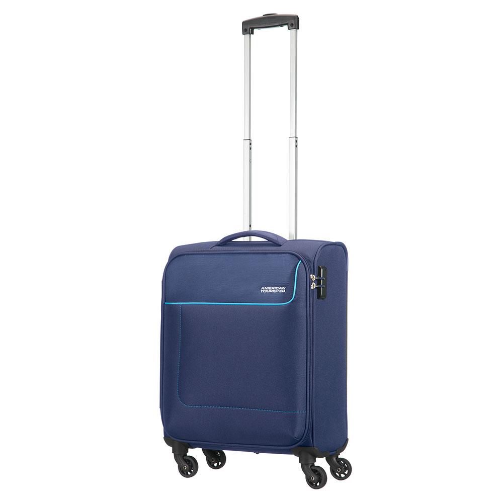 American Tourister Funshine Spinner 55 Orion Blue