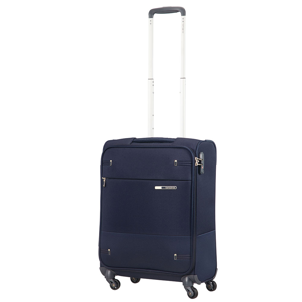 Samsonite Base Boost Spinner 55 Length 40 Navy Blue
