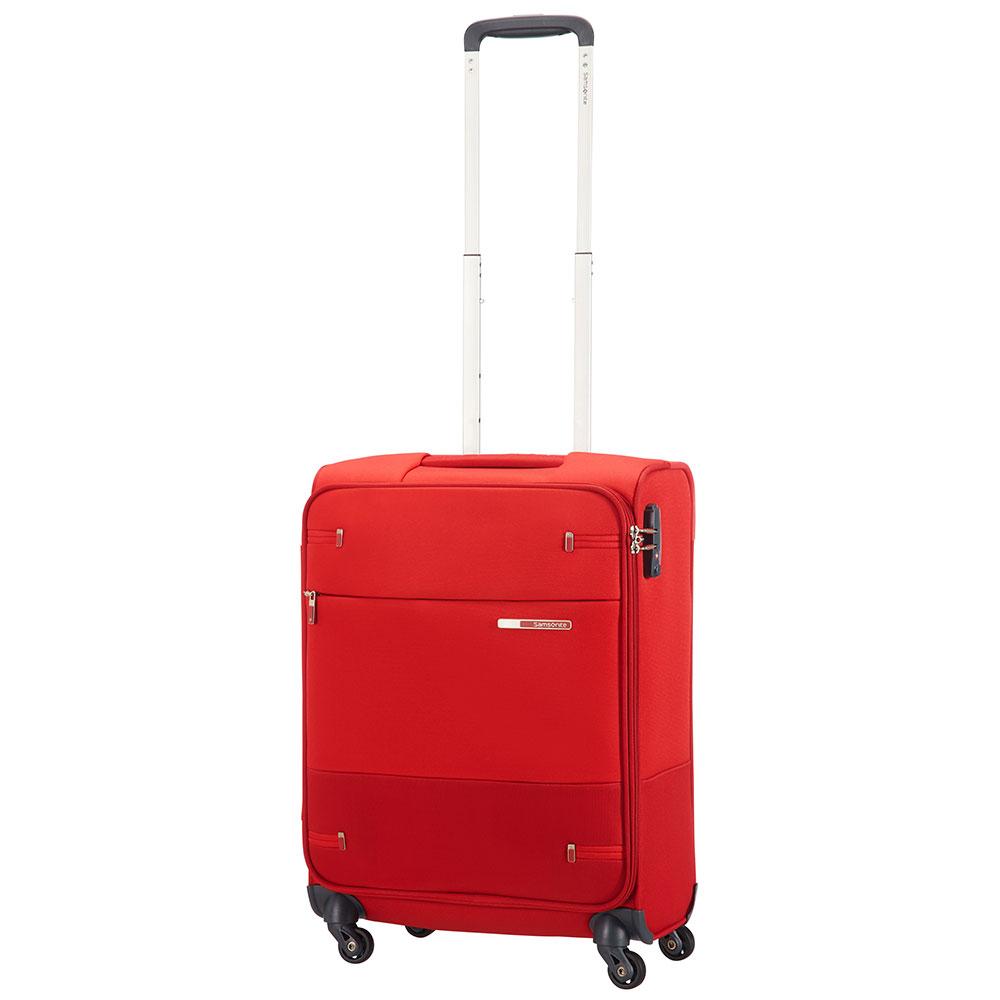 Samsonite Base Boost Spinner 55 Length 40 Red