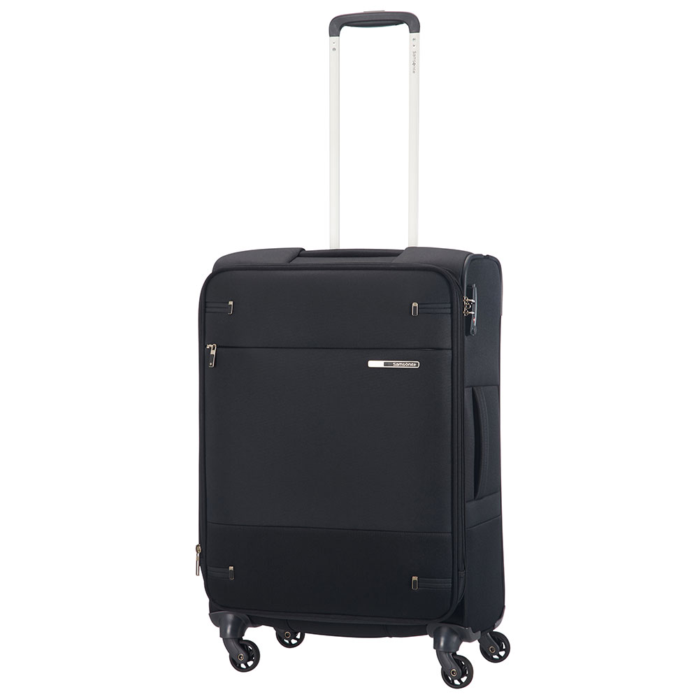 Samsonite Base Boost Spinner 66 Expandable Black
