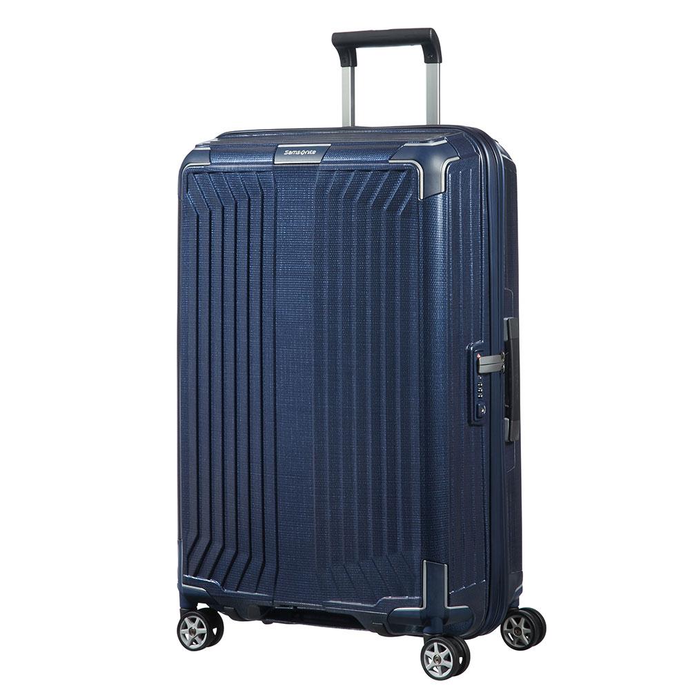 Samsonite Lite-Box Spinner 69 Deep Blue