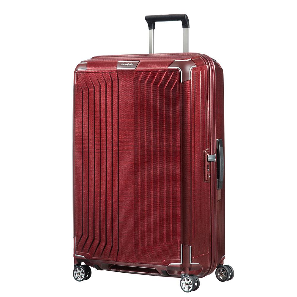 Samsonite Lite-Box Spinner 75 Deep Red