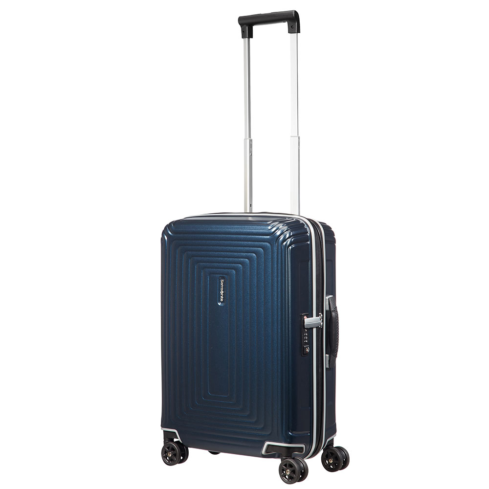 Samsonite Neopulse DLX Spinner 55 Matte Midnight Blue