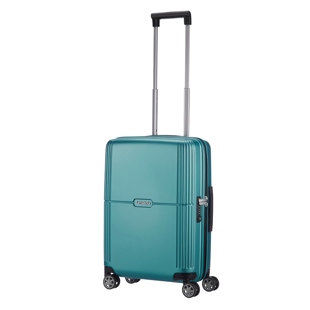 Samsonite Samsonite Orfeo Spinner 55 Blue Lagoon Harde Koffers