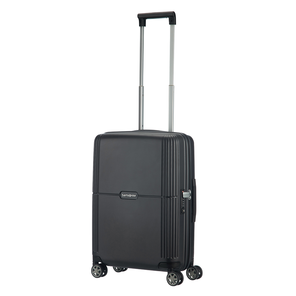 Samsonite Orfeo Spinner 55 Ink Black Samsonite Harde Koffers