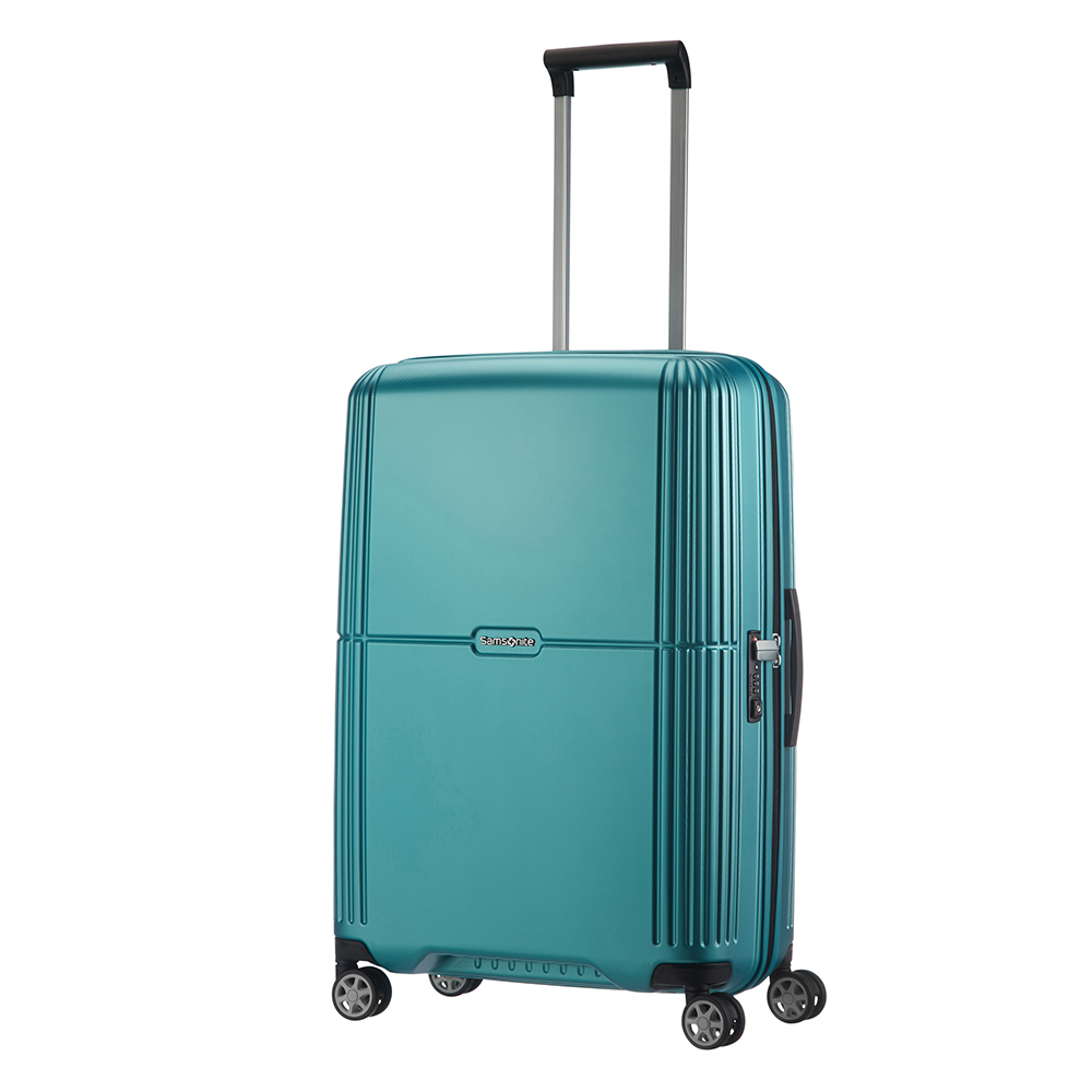 Harde Koffers Samsonite Samsonite Orfeo Spinner 69 Blue Lagoon