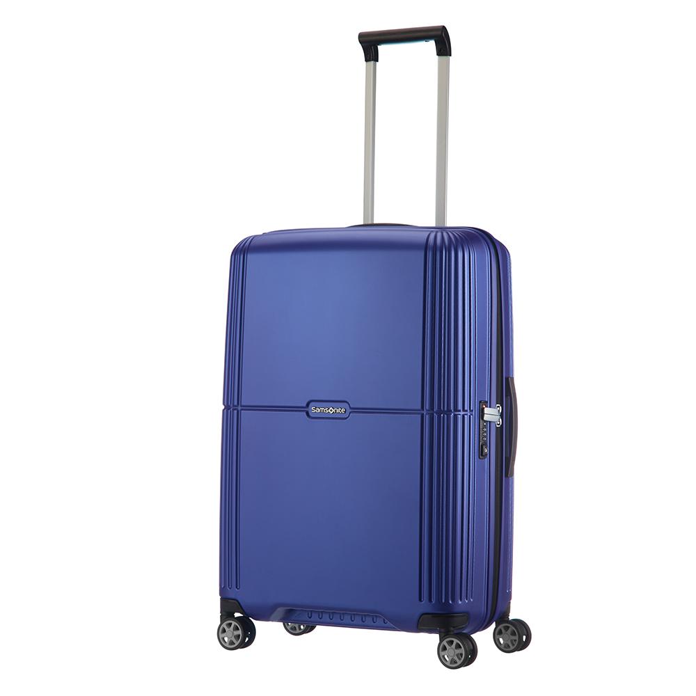 Harde Koffers Samsonite Orfeo Spinner 69 Cobalt Blue